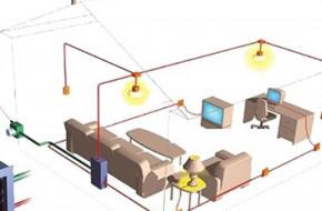 Как делается монтаж системы электроснабжения здания