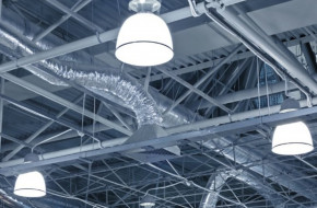 Виды промышленной светотехники
