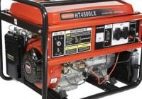 Как выбрать бензиновый генератор для дачи?
