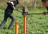 Как правильно закрутить винтовые сваи для фундамента своими руками