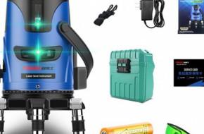 Применение лазерных уровней и штативов при производстве работ