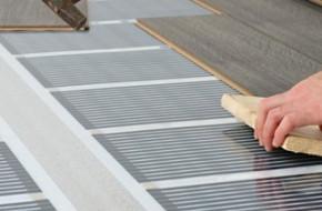 Какой ламинат будет самым энергоэффективным под теплый пол?