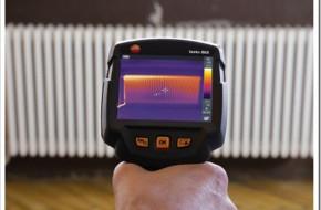 Тепловизор Testo 865: характеристики и где применяется