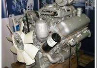 Двигатели ЯМЗ: виды и характеристики