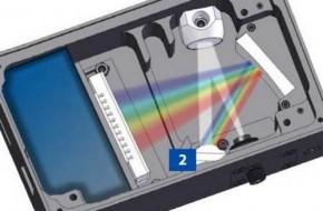 Что такое и как работает спектрометр света?