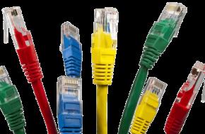 Виды кабелей LAN