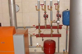 Какое оборудование нужно для отопления дома