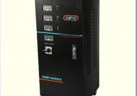 Обзор характеристик стабилизатора напряжения Энергия СНВТ-9000/3 Hybrid