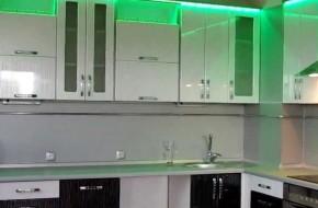 Как сделать светодиодную подсветку в шкафу