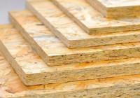 OSB плита — характеристики и применение