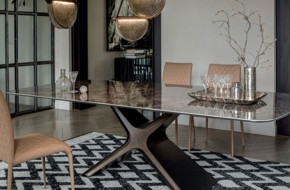 Виды и особенности итальянской мебели Tonin Casa