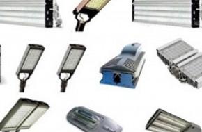 Виды промышленных LED светильников и их характеристики