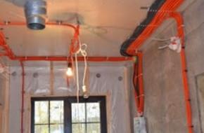 С чего начать замену проводки в квартире?