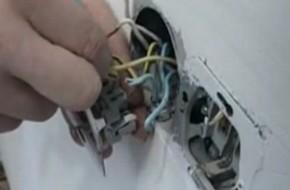 Как подключить интернет розетку ABB?