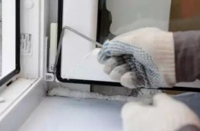 Как отремонтировать пластиковое окно?