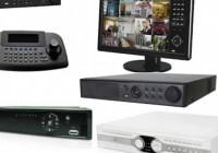 Виды оборудования для видеонаблюдения, домофонов и систем СКУД