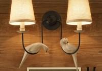Как называется настенный светильник?