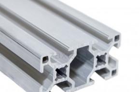 Станочный алюминиевый профиль — характеристики и сфера применения