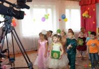 Особенности видеосъемки детей в детсаду