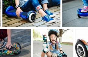 Как выбрать гироскутер для ребенка