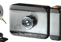 Электрозамок для входной двери