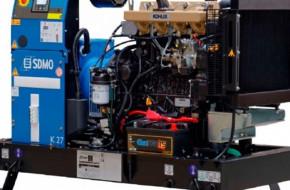 Как выбрать дизельный генератор по мощности
