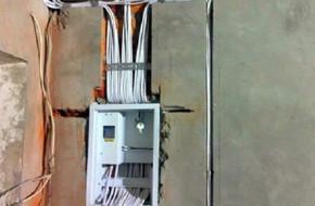 Технология проведения электромонтажных работ в коттедже