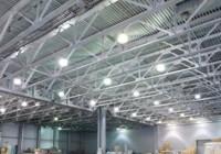 Сфера применения подвесных промышленных светильников