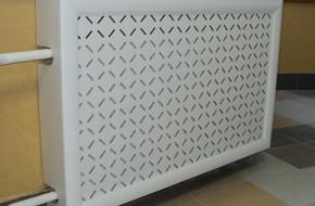 Как сделать экран на радиатор отопления