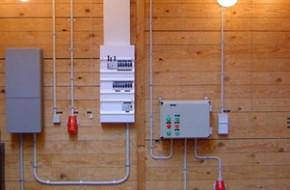 Как правильно сделать монтаж электрики в частном доме
