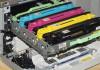Как заправить картридж лазерного принтера Panasonic?