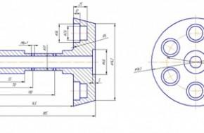 Как распечатать чертеж в компасе?
