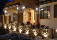 Как сделать уличное освещение на даче?