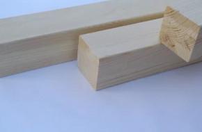 Брусок — незаменимый стройматериал и использование его на даче