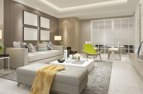Как сделать ремонт квартиры в одном стиле