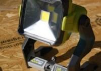 Как выбрать строительный фонарь?