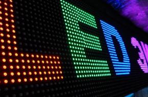 Применение светодиодных экранов в наружной рекламе