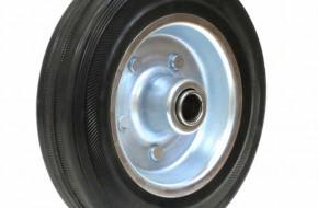 Промышленные колеса без кронштейна — характеристики и сфера применения