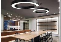 Виды офисных светодиодных светильников
