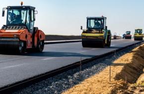 Технология асфальтирования автомобильных дорог