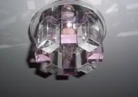 Как собрать встраиваемый потолочный светильник?