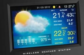 Как выбрать домашнюю метеостанцию?