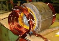 Как делается намотка катушек электродвигателей?