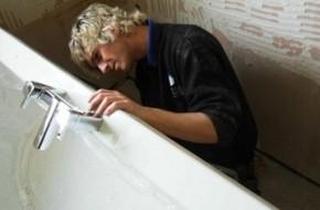 Как вынести чугунную ванну из квартиры?