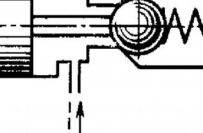 Гидрозамок односторонний и гидродроссели: что это и где применяются