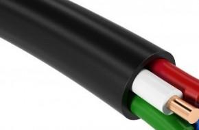 Характеристики кабеля  ВВГ-П
