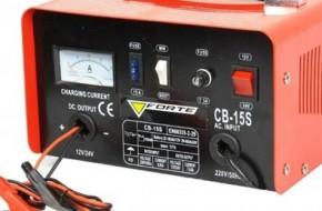 Особенности правильного выбора пуско-зарядного устройства для аккумулятора