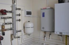 Особенности монтажа котлов отопления в частном доме
