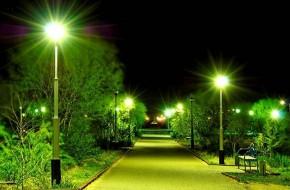 Как подключить уличный светильник