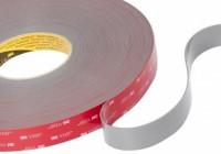 Описание и характеристики двухсторонней клейкой ленты 3М VHB